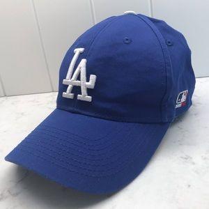 LA Dodgers cap